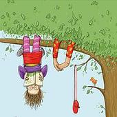 """""""Illustration: Kinderbuch"""" von Kristina Nowothnig – KRIKEL"""