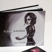 """""""Snow white"""" von Bettina Warth"""
