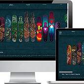 """BASTL BOARDS | re-design homepage"" from David Duetsch"