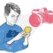 """""""Illustrationen Digitale Medien"""" from Nina Schneider"""