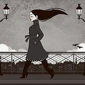 """""""Carmilla"""" von Iris Luckhaus"""