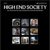 """High End Society-Magazin"" von Robert Biedermann"