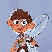"""Characters"" von Manuela Buske– Illustrator / Animator"
