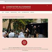 """""""Cannstatter Kulturmenü"""" von Marc Olbrich"""