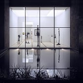 """""""Architektur Kunstlicht"""" von Thomas Dix"""