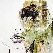 """""""faces 01"""" von Nathalie Bräutigam"""