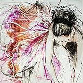 """""""Ballerinas"""" von Nathalie Bräutigam"""
