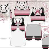 """""""Sportswear"""" von Michaela Pfisterer"""