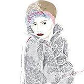 """""""Illustration"""" von Michaela Pfisterer"""
