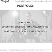 """Portfolio"" von Pipo Tafel"
