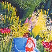"""Illustrationen, acryl"" von Franco Zanichelli"
