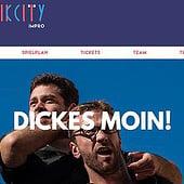 """""""BIK CITY IMPRO– Theater– Bremen"""" von Marc Fürschke"""