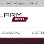 """""""Onlineshop für FLYERALARM sports"""" von eseom UG"""