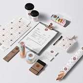 """Pâtisserie Ludwig – Branding & Packaging Design"" von Yummy Stories"