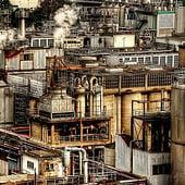 """Fotografen: """"Industrial"""" von Andreas Zühlke"""