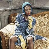 «RELOAD Tracht Kunst Mode» von Israel Alcantara