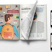 «Arbeitsproben – J.A. – Visual Design» von Jens Amende