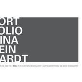 """""""Portfolio 2017"""" von Gina Reinhardt"""