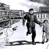 """""""Homestories – Drei Geschwister und ein Krieg"""" von Jenny Dam"""