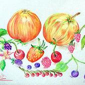 """""""Zeichnungen"""" von Margret Bried"""