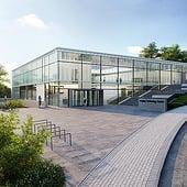 """""""Architekturvisualisierung EMBL, Heidelberg"""" von Render Vision"""