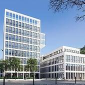 """Architectural Rendering, P43 Buildings Complex"" von Render Vision"