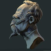"""3D Modelling / Sculpting"" from Dirk Wachsmuth"
