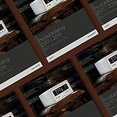 "Designers: ""sonoro Broschüre"" from Vial Kreativagentur"