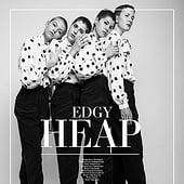 """""""Edgy Heap"""" von Stefanie Fissel"""