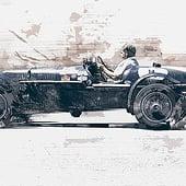 """""""Car & Bike"""" von Joerg.Design"""