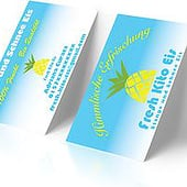 """Business cards"" von Pareschi, Cristina"