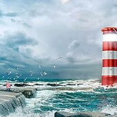 """FLASHLighthouse"" from Stilknecht"