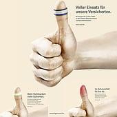 """""""Imagekampagne Unfallkasse"""" von frauwallner"""