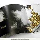 """""""Echtgold-Finanzanbieter Corporate Design"""" von frauwallner"""