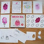 """""""Pink Monster"""" von Juan Antonio Cortés Osuna"""