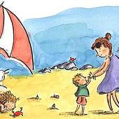"""""""Kinderbuch Illustrationen: Franziska Höllbacher"""" von Franziska Höllbacher"""