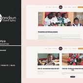 """""""Web & Design"""" von webandsun"""