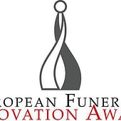 """European Funeral Innovation Award"" from Hohmann Design"