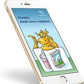 "Designers: ""Fessie Abfallmemo iOS & Android App"" from Michael Rütsche"