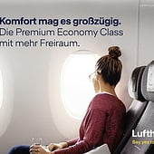 """Retouch & Photoshop Composing für Lufthansa"" von Maxi de Witt – High End…"