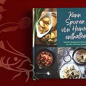 """Kochbuch Illustration / Layout"" von Daniela Grabner"