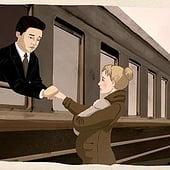 """""""Verliebt, verlobt, verloren"""" von Rino Pelli"""