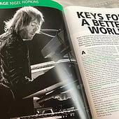 """""""Nigel Hopkins // Interview"""" von KayRo Music"""