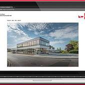 """""""Corporate Design für ein Architekturbüro"""" von Formstabil ID"""