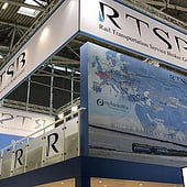 "Agencies: ""RTSB-Messestand"" from Robert Gorny"