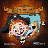 """""""Kinderbuch Flints Abenteuer"""" von Lisa Stachnick"""