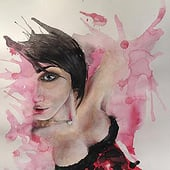 """Aquarelle"" from Christina Rudnick"