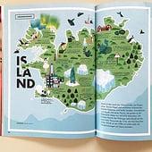 """""""Illustrierte Karten"""" von Marina Schilling"""
