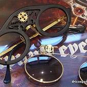 """""""Steampunk eyewear"""" von optiker holz"""