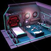 """""""Cyberpunk"""" von Alexander Hoetter"""